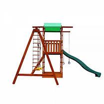 Детский игровой комплекс из дерева 002, фото 3