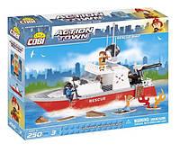 Конструктор Спасательный катер COBI серия Action Town (COBI-1464), фото 1
