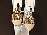 Золотые серьги. Артикул 102127б