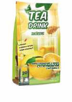 Чай растворимый Tea Drink Natura Celico  с лимоном, 300 гр