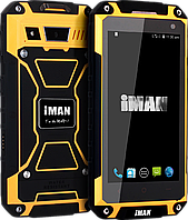IMAN i6800, IP68, 1/8 GB, 3000 мАч, 4 ядра, 8 Mpx, 3G, GPS, Android 4.4, дисплей 4.7""