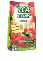 Чай растворимый Tea Drink Natura Celiko с малиной, 300 гр