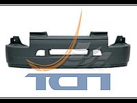 Бампер без  п/т со спойлером (ABS) PREMIUM 1 1996-2004 T520040 ТСП КИТАЙ
