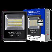 Прожектор LED GLOBAL 70W 5000K