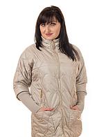 Куртка демисезонная женская батал , фото 1