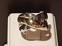 Золотое кольцо. Артикул 154090ж, фото 1