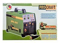 Сварочный полуавтомат инверторного типа Procraft SPH-300