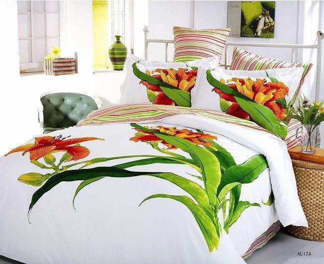 Комплект постельного белья 1,5 Le Vele, Aliza-Whitе