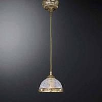 Люстра RECCAGNI ANGELO L 6302/16 золото/стекло