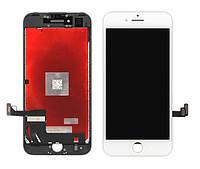 Ориг  б\у Дисплей (LCD) iPhone 7 с сенсором белый