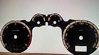 Шкалы приборов Peugeot 308, фото 1