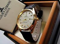 Стильные часы для деловых мужчин. Высокое качество. Кварцевые мужские часы. Удобные часы ROLEX. Код: КДН1563