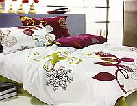 Комплект постельного белья евро Le Vele, Zamora, сатин