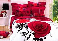 Комплект постельного белья Le Vele Troyanda, сатин