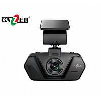 """Gazer F117, 2,7"""" / 1 кам / FullHD1920х1080 / угол обзора 140° / запись звука / microSD до 32Gb / HDM"""