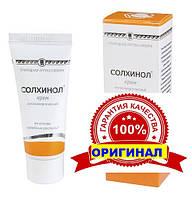 Солхинол Арго крем противоаллергический, аллергия, дерматит, раздражения, шелушения, зуд