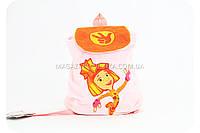 Рюкзак «Фиксики» - Симка (розовая с оранжевым)