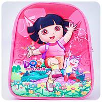 Рюкзачок детский 3D «Даша-путешественница»