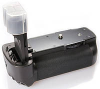 Аналог Canon BG-E6 (Phottix BP-5D MKII Premium) + 2x LP-E6. Батарейная ручка для Canon EOS 5D Mark II [DSTE]