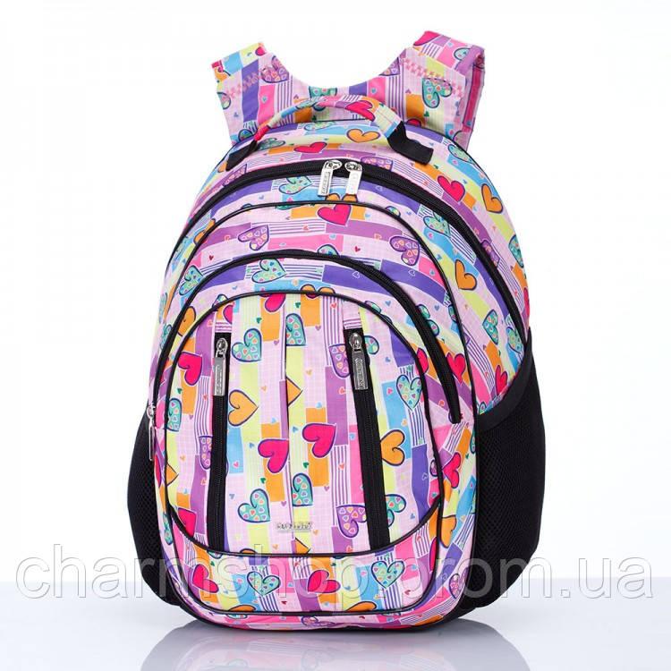 Школьные рюкзаки для девочек -