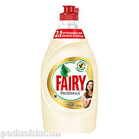 Средство для мытья посуды Fairy ProDerma Алоэ Вера и Кокос 450мл 69351