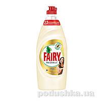 Средство для мытья посуды Fairy ProDerma Алоэ Вера и Кокос 650мл 43433