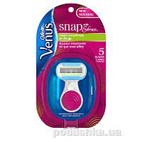 Компактная бритва Gillette Venus Snap Embrace с 1 сменной кассетой 64510