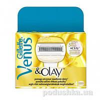 Сменные кассеты для бритья Gillette Venus & OLAY 4шт 67637