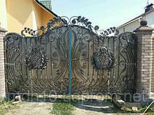 Ворота кованые (MD-VKR-012)