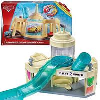"""Игровой набор """"Тачки"""" Тюнинг салон Рамона серии Смени цвет Mattel CKD12"""