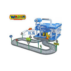 Паркинг ARAL 3-уровневый с дорогой Wader 40428