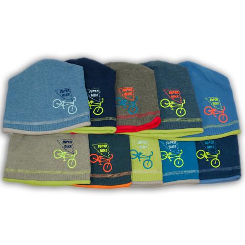 вязаные шапки оптом