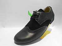 Детские кожаные туфли  JORDAN  (разм29-35 )