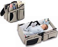 Многофункциональная детская сумка - кровать Ganen Baby Bed and Bag ZW-009 для путешествий