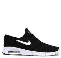 Мужские кроссовки Nike Stefan Janoski Max Premium Black/White