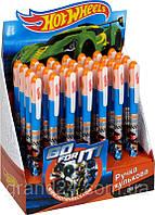Шариковая ручка синяя, Хот Вилс( hot wheels)