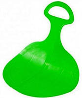 Доска для катания Plast Kon Pinguin зеленая