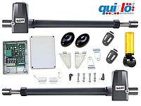 QUIKO NEO Комплект автоматики для распашных ворот Полный комплект