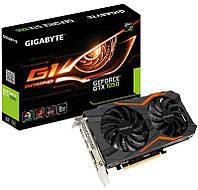 Видеокарта GF GTX 1050 2Gb GDDR5 G1 Gaming Gigabyte (GV-N1050G1 GAMING-2GD)