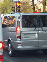Mercedes Vito W639 2004-2015 гг. Эксклюзив! Задние фонари Viano для распашных дверей!
