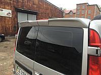 Mercedes Vito W639 2004-2015 гг. Спойлер анатомик 2 двери (под покраску)