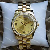 Marc Jacobs #2 Женские кварцевые часы на Металлической застежке