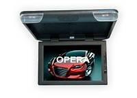 """Автомобильный монитор потолочный OPERA OP-1799, телевизор для автомобиля, потолочный ТВ монитор 17"""" (43см)"""