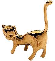 """Підставка для кілець """"кішка"""" 7х13 см DX Stilars 381"""