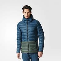Куртка мужская с капюшоном адидас Utigrn AP8219