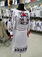 Плаття-вишиванка Юстина