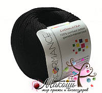 Пряжа Cotton XTRA Коттон XTRA, 01, черный