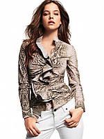 Рубашка Victoria's Secret 282-628, Цвет Питон, Размер M