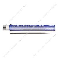 Напильник для заточки цепей d 4.8мм Husqvarna (12 шт в упаковке, цена за упаковку) original
