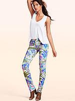 Victoria's Secret 306-515, Цвет Сиреневый цветы, Размер S